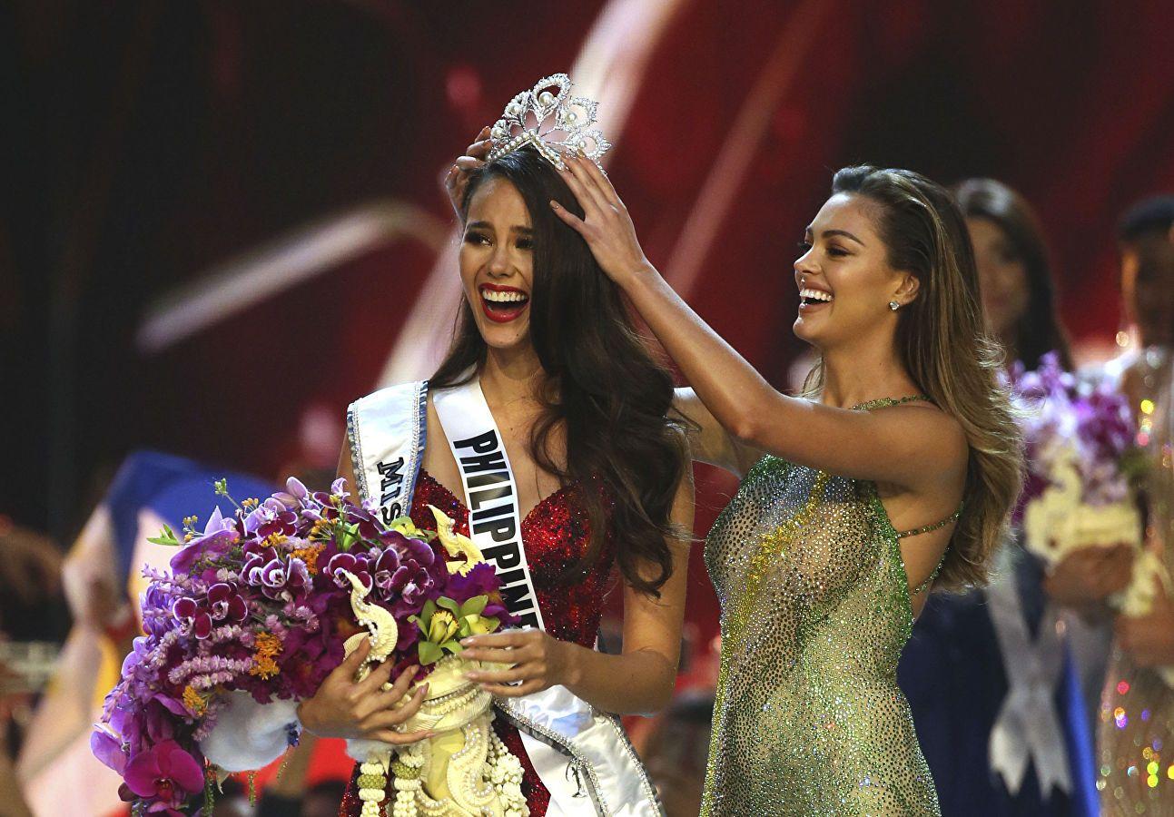 Россиянка непрошла вфинал конкурса «Мисс Вселенная»